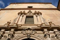 Elche Basilica Stock Image