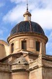 elche landmark royaltyfri bild