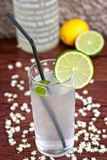 Elder flower drink Royalty Free Stock Photos