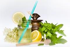 Elder Flower Lemonade Stock Images