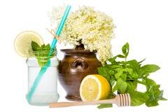Elder Flower Lemonade Royalty Free Stock Photography