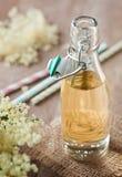Elder flower syrup Stock Images