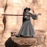 Elder man Royalty Free Stock Images