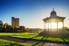 Elder Park, Adelaide City, Australia Royalty Free Stock Photography