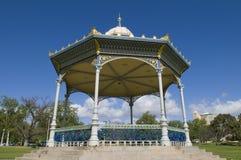 Elder Park Rotunda. Historic Elder Park rotunda in Adelaide South Australia Royalty Free Stock Photo