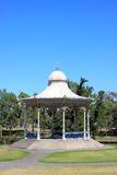 Elder Park Rotunda, Adelaide, Australia. Stock Photo