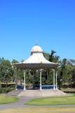 Elder Park Rotunda, Adelaide, Australia. Elder Park Rotunda along the River Torrens, Adelaide, Australia.  Heritage Victorian Architecture (1882 Stock Photo