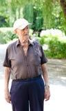Elder senior man Royalty Free Stock Images