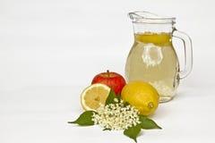 Elderberry lemonade Royalty Free Stock Images