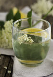 Elderflower cordial Stock Photos