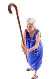 Elderly Royalty Free Stock Photo