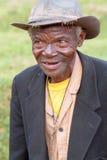 Elderly african man Stock Photos