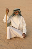Elderly Arab Man Stock Images