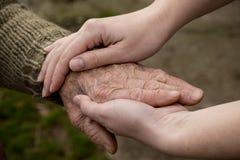 Free Elderly Care Royalty Free Stock Photo - 73320445