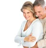 Elderly couple Royalty Free Stock Photography