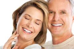 Elderly couple Royalty Free Stock Photos