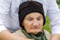 Elderly life Royalty Free Stock Image