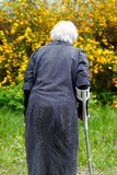 Elderly life Stock Photo