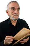 Elderly  man Royalty Free Stock Photos
