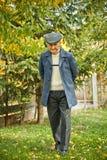 Elderly man Stock Photos