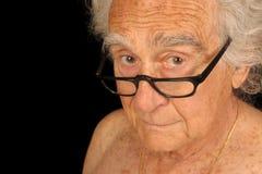 Elderly man Royalty Free Stock Photography
