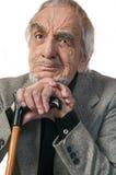 Elderly man Royalty Free Stock Images