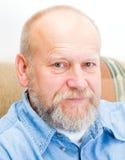 Elderly man Stock Photo