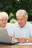 Elderly People And Internet