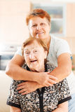 Elderly People Stock Images