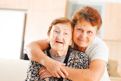 Elderly People Royalty Free Stock Image