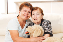 Elderly People Royalty Free Stock Photos