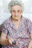 Elderly person Royalty Free Stock Photos