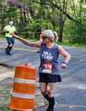 Elderly Runner, 2021 Blue Ridge Marathon