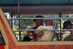 Elderly tour Royalty Free Stock Photos