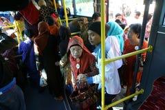 Elderly tour Stock Photo