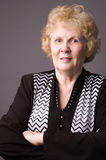 elderly woman Στοκ Φωτογραφία