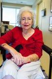 Elderly woman Stock Photos