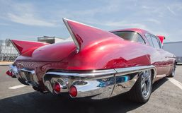 1957 Eldorado Μπιαρίτζ Cadillac στοκ εικόνες με δικαίωμα ελεύθερης χρήσης