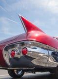 Eldorado 1957 Кадиллака Биарриц Стоковые Изображения