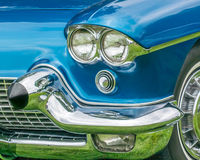 1958 Eldorado Cadillac αντανάκλαση προβολέων Στοκ φωτογραφία με δικαίωμα ελεύθερης χρήσης