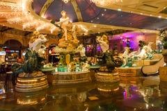 Eldorado Resort and Casino Indoor fountain Stock Photo