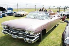 Eldoradoklassikerbil Arkivbild