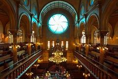 Eldridge Street Jewish Museum and Synagogue,, New York Stock Photo
