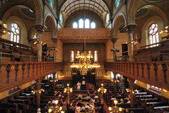 Eldridge Street Synagogue Royalty Free Stock Photo