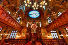 Eldridge Street Synagogue - New York City Stock Photos
