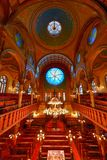 Eldridge Street Synagogue - New York City Royalty Free Stock Images