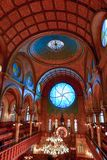 Eldridge Uliczna synagoga - Miasto Nowy Jork obrazy stock
