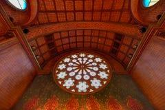Eldridge Uliczna synagoga - Miasto Nowy Jork zdjęcia royalty free