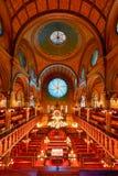 Eldridge Uliczna synagoga - Miasto Nowy Jork fotografia stock