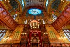 Eldridge Uliczna synagoga - Miasto Nowy Jork obraz stock